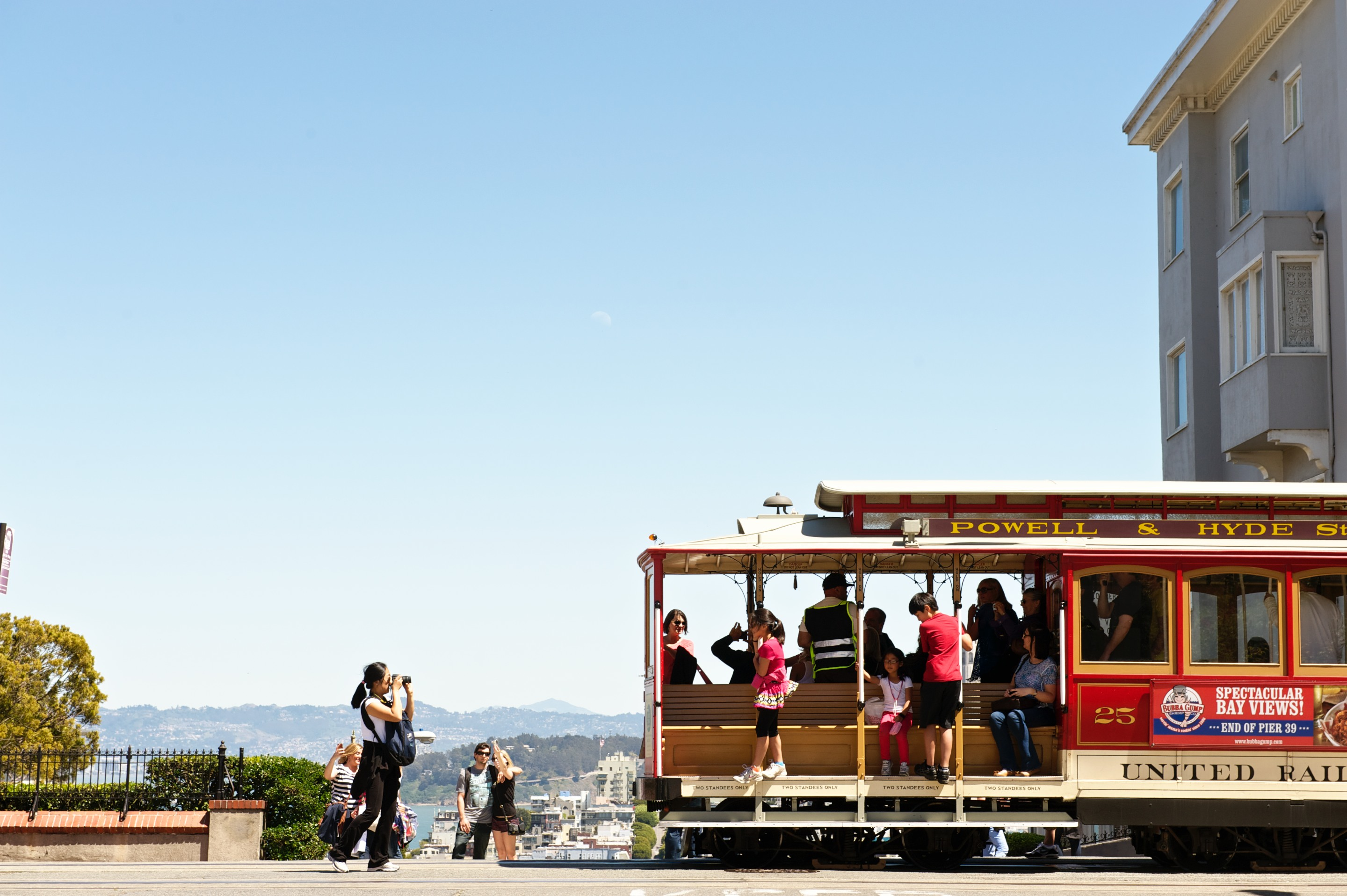 How To Get To Lombard Street By Cable Car