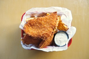 Fish and Chips from Duffy&#0